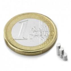 Kiekkomagneetti 2x1mm (Tuote 00007)
