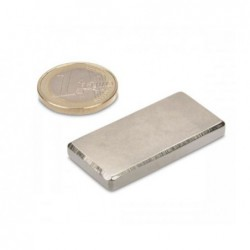Suorakaidemagneetti  50x20x5mm (00631)
