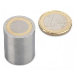 AlNiCo-pitomagneetti 20x25mm