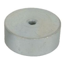 Pitomagneetti 40x15mm/M6 (Tuote 00508)