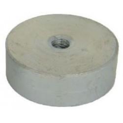 Pitomagneetti 45x15mm/M8 (Tuote 00509)