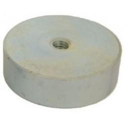 Pitomagneetti 50x15mm/M8 (Tuote 00510)