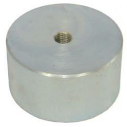 Pitomagneetti 75x40mm/M12 (Tuote 00515)