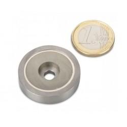 Reiällinen POT-magneetti...