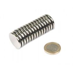 Kiekkomagneetti 30x2mm
