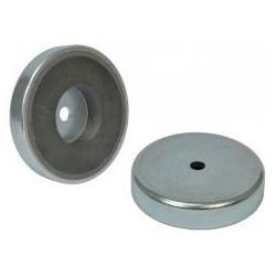 Ferriittinen POT-magneetti 50x10mm