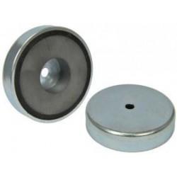 Ferriittinen POT-magneetti 57x10