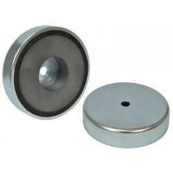 Ferriittinen POT-magneetti 63x14mm