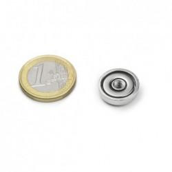 Sisäkierteinen POT-magneetti 16x4