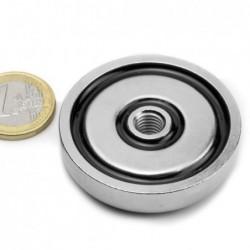 Sisäkierteinen POT-magneetti 48x11