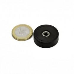 Sisäkierteinen POT magneetti (kumi) 29x8