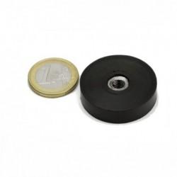 Sisäkierteinen POT magneetti (kumi) 36x8
