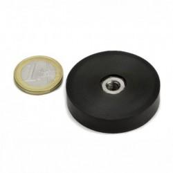 Sisäkierteinen POT magneetti (kumi) 45x9