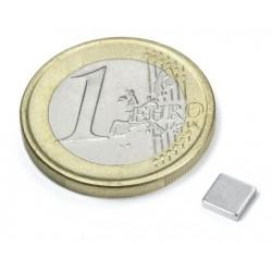 Neliömagneetti 5x5x1,5mm (N52)