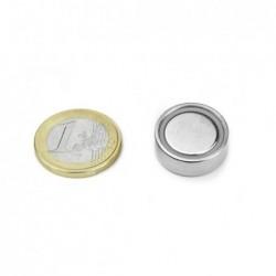 Liimattava POT-magneetti 20mm