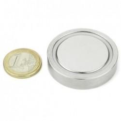 Liimattava POT-magneetti 42mm