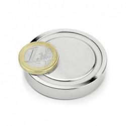 Liimattava POT-magneetti 48mm