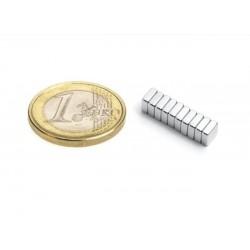 Neliömagneetti 4x4x2mm (N52)