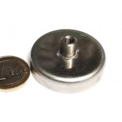 Rst POT-magneetti 40x8mm/M5...