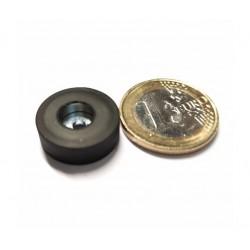 Magneettisysteemi 18x6mm/Ø3mm