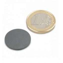 Kiekkomagneetti 20x1,5mm