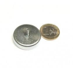 POT-magneetti 32x7mm/M4x8