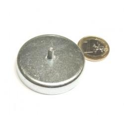 POT-magneetti 47x9mm/M4x8