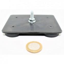 Joustava magneettijalusta 100x75mm