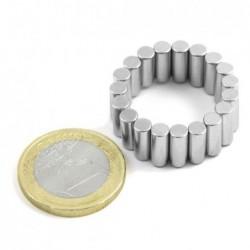 Sauvamagneetti 4x10mm (magnetoitu läpi 4mm)