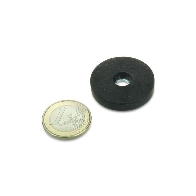 Magneettisysteemi 31x6mm/Ø6mm
