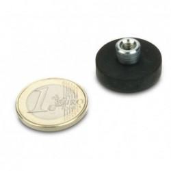 Magneettisysteemi 18x6mm/M4 kierreholkki