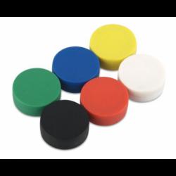 Muovipäällysteinen magneetti 12