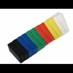 Muovipäällysteinen magneetti 25