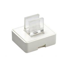 Magneetti pystysuoralla sovittimella (malli 1)