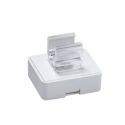 Magneetti pystysuoralla sovittimella (malli 2)