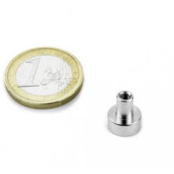 NdFeB POT-magneetti kierreholkilla 10mm