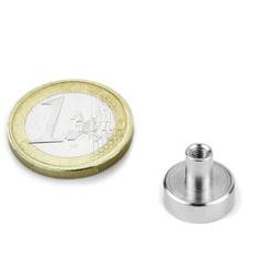 NdFeB POT-magneetti kierreholkilla 13mm