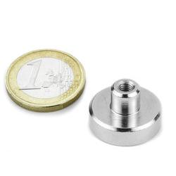NdFeB POT-magneetti kierreholkilla 20mm