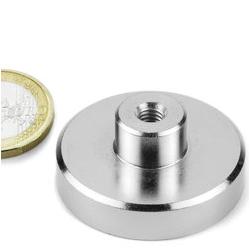 NdFeB POT-magneetti kierreholkilla 40mm