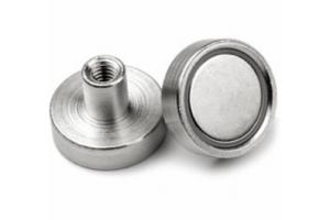 Neodyymi POT-magneetit kierreholkilla
