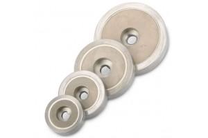 Reiälliset POT-magneetit (SmCo) 350°C