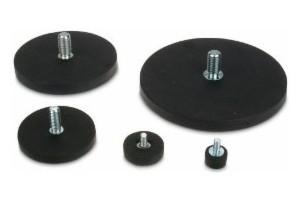 Kumipintaiset magneettisysteemit